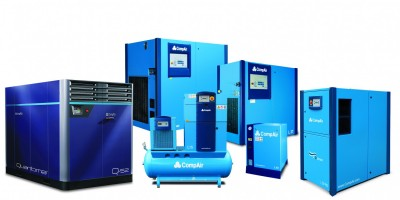 AIP Compressors - Product Range